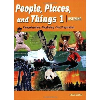 OXFORD PEOPLE PLACES THINGS LIST 1 SB