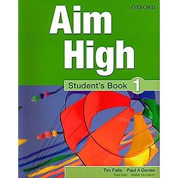 OXFORD AIM HIGH 1 SB +WB