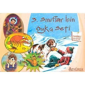 3. Sýnýflar Ýçin Öykü Seti 35 Kitap Kutulu