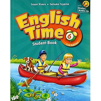OXFORD ENGLISH TIME 6 SB + CD (2ED)+WB