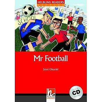 Mr Football - Book and Audio CD Pack - Level 3