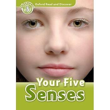 OXFORD ORD 3:YOUR FIVE SENSES +CD