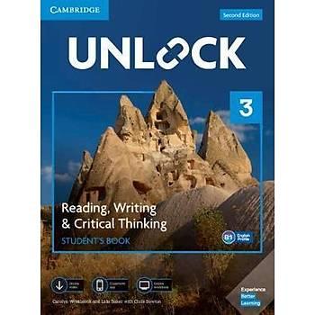 Unlock Level 3 Reading, Writing,Student's Book