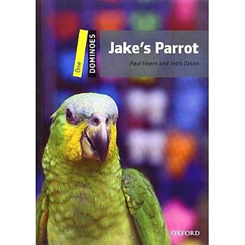 OXFORD DOM 1:JAKES PARROT +CD NEW