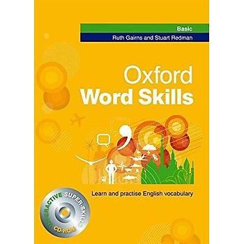 OXFORD WORD SKILLS BASIC SB +CD-ROM