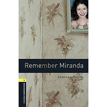 OXFORD OBWL 1:REMEMBER MIRANDA  MP3