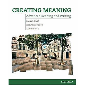 OXFORD CREATING MEANING SB
