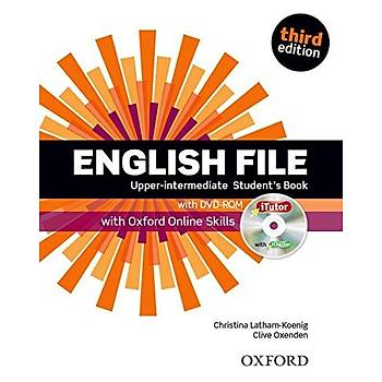 OXFORD ENGLISH FILE 3ED UPPER-INTER SB +ÝTUTOR+OSP+WB