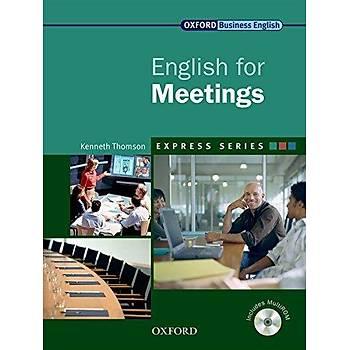 OXFORD EXPRESS ENG MEETINGS SB +M.ROM
