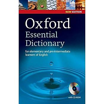 OXFORD ESSENTIAL DICTIONARY +CD  2ED
