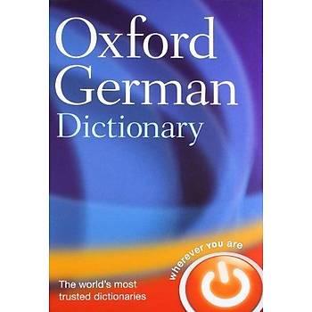 OXFORD GERMAN DICTIONARY             (3ED)