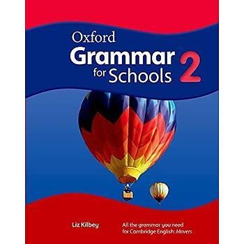 OXFORD GRAMMAR FOR SCHOOLS 2 SB +DVD