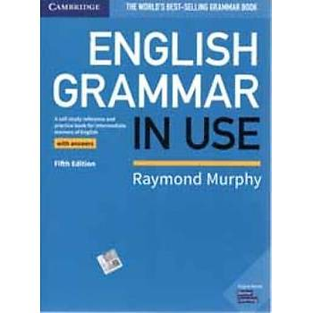 CAMBRÝDGE English Grammar In Use With Answers 5th Egu