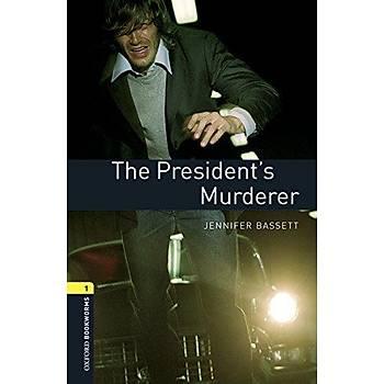 OXFORD OBWL 1:PRESIDENTS MURDERER  MP3