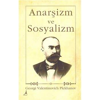 Anarþizm ve Sosyalizm