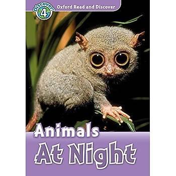 OXFORD ORD 4:ANIMALS AT NIGHT +MP3