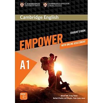 Cambridge Empower Starter Student's Book Practice+Wb
