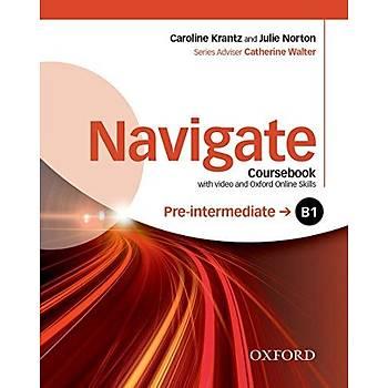 OXFORD NAVIGATE PRE-INT B1 SB W/OOSP & DVD-ROM+WB
