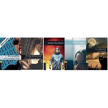 OXFORD Bookworms Level 1 Hikaye set (5 Kitap)
