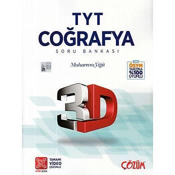 3D TYT Coðrafya Soru Bankasý Yeni