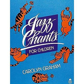 OXFORD JAZZ CHANTS:FOR CHILDREN SB.