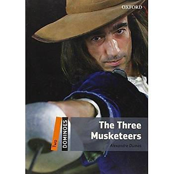 OXFORD DOM 2:THREE MUSKETEERS +CD   NEW