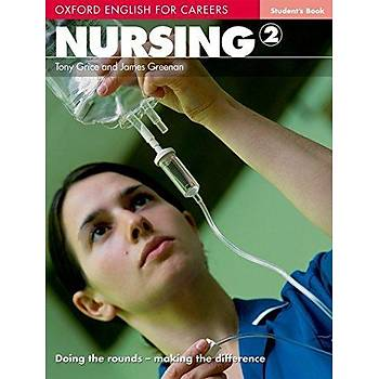 OXFORD ENG FOR CAREERS:NURSING 2 SB
