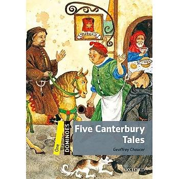 OXFORD DOM 1:FIVE CANTERBURY TALES +CD  NEW