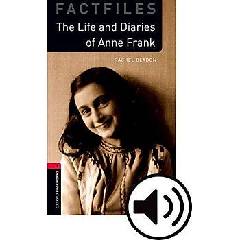 OXFORD OBWF 3:LIFE AND DIARIES OF ANNE FRANK +MP3