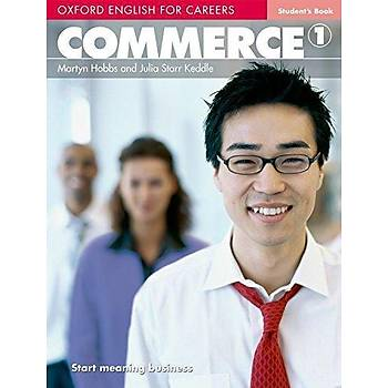 OXFORD ENG FOR CAREERS:COMMERCE 1 SB