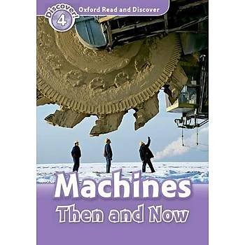 OXFORD ORD 4:MACHINES THEN AND NOW +CD