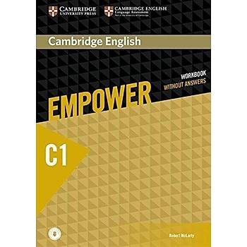Cambridge English Empower Advanced Workbook + Student's