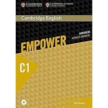 Cambridge English Empower Advanced Workbook + Student's