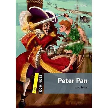OXFORD DOM 1:PETER PAN +MP3