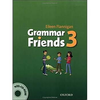 OXFORD GRAMMAR FRIENDS 3 SB +CD-ROM