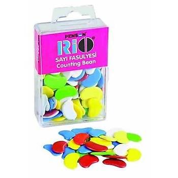 Rio Sayý Fasulyesi Kristal Kutu 304