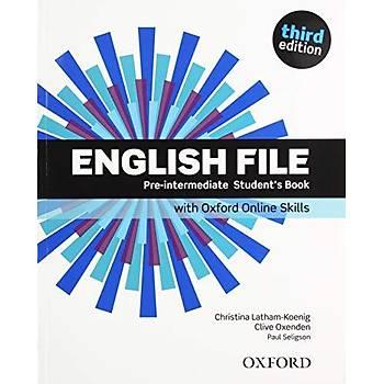 OXFORD English File: Pre-Intermediate: SB+WB SET