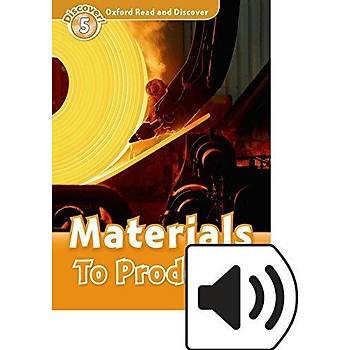 OXFORD ORD 5:MATERIALS TO PRODUCTS +MP3