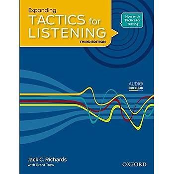 OXFORD TACTICS LISTENING EXPAN 3ED SB