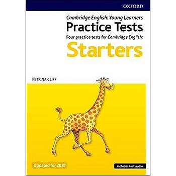 OXFORD YLE:STARTERS SB W/CD PACK 2 ED.