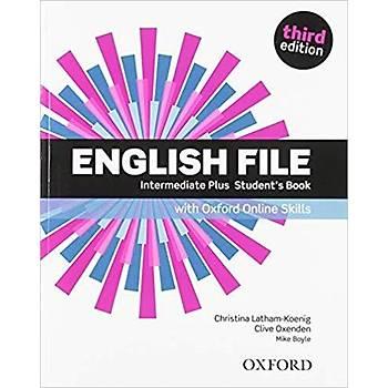 OXFORD English File:Intermediate Plus : SB+WB SET