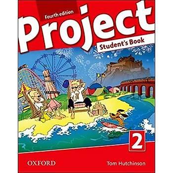 OXFORD PROJECT 2 SB   4ED +WB
