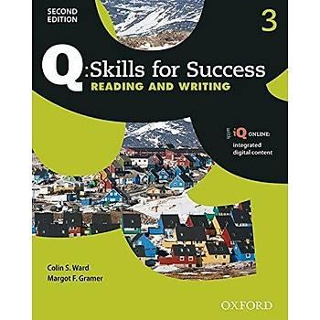 OXFORD Q.SKILLS 3 READ-WRIT SB +ONLINE 2ED