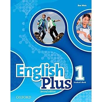 OXFORD ENGLISH PLUS 1 SB 2ED NEW+WB