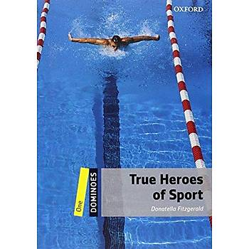 OXFORD DOM 1:TRUE HEROES OF SPORT +CD  NEW