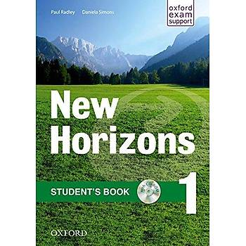 OXFORD NEW HORIZONS 1 SB+CD. +WB