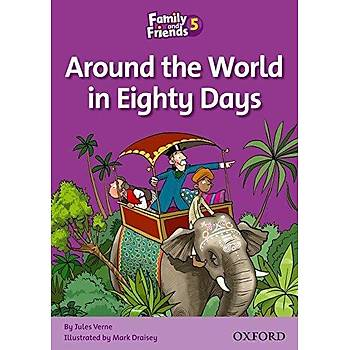OXFORD FAMILY AND FRIENDS 5-A:AROUND WORLD IN 80 DAY