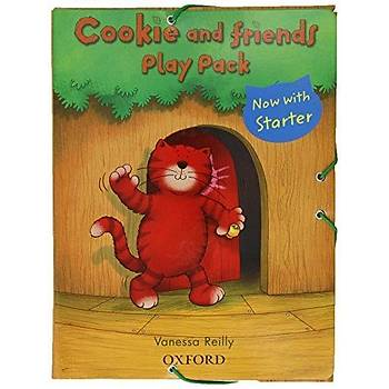 OXFORD COOKIE AND FRIENDS-STARTER+A+B PLAY PACK