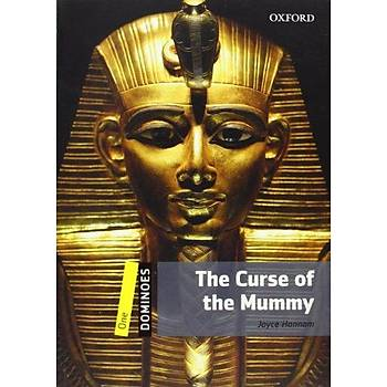 OXFORD DOM 1:CURSE OF THE MUMMY +CD NEW