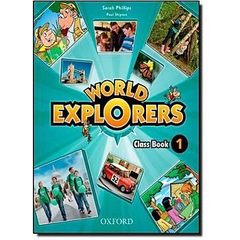 OXFORD WORLD EXPLORERS 1 SB+WB